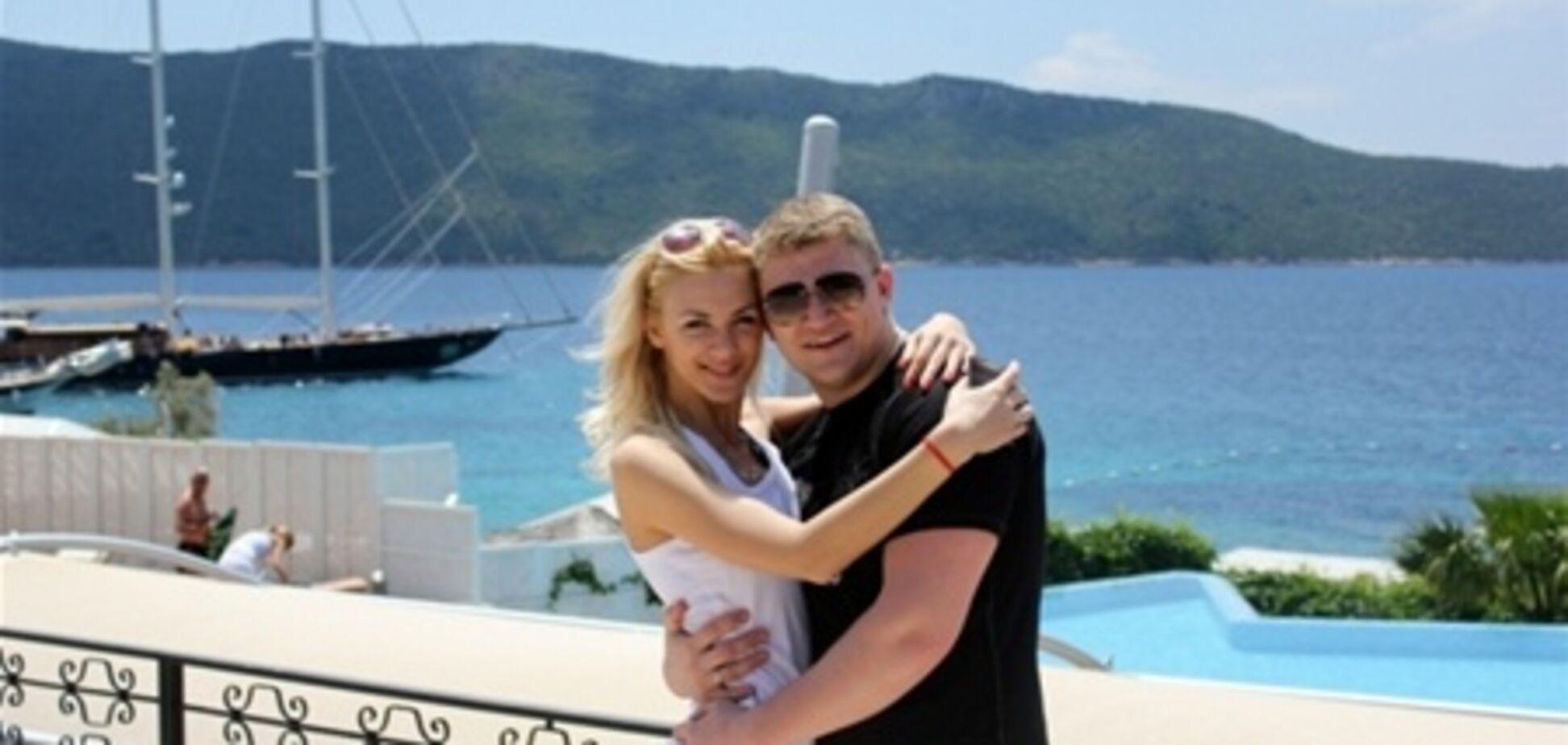 Олексій Кузнєцов відвіз кохану до Монако