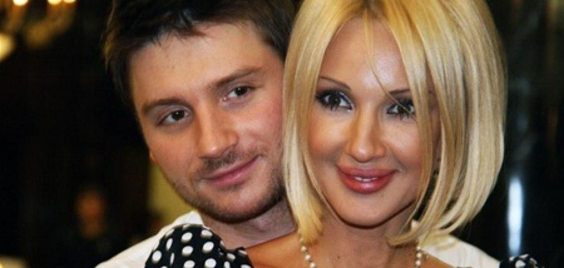 Лазарев и Кудрявцева живут отдельно