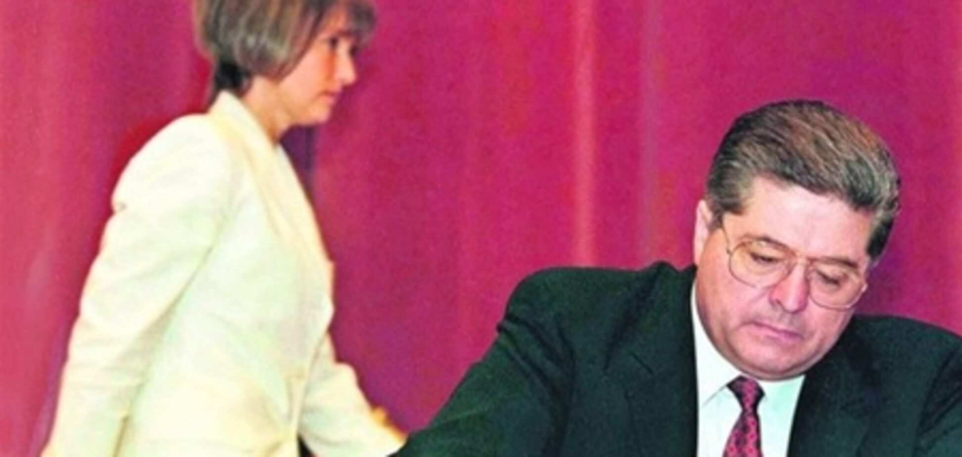 Забытые страницы из прошлой жизни Лазаренко и Тимошенко. Документ