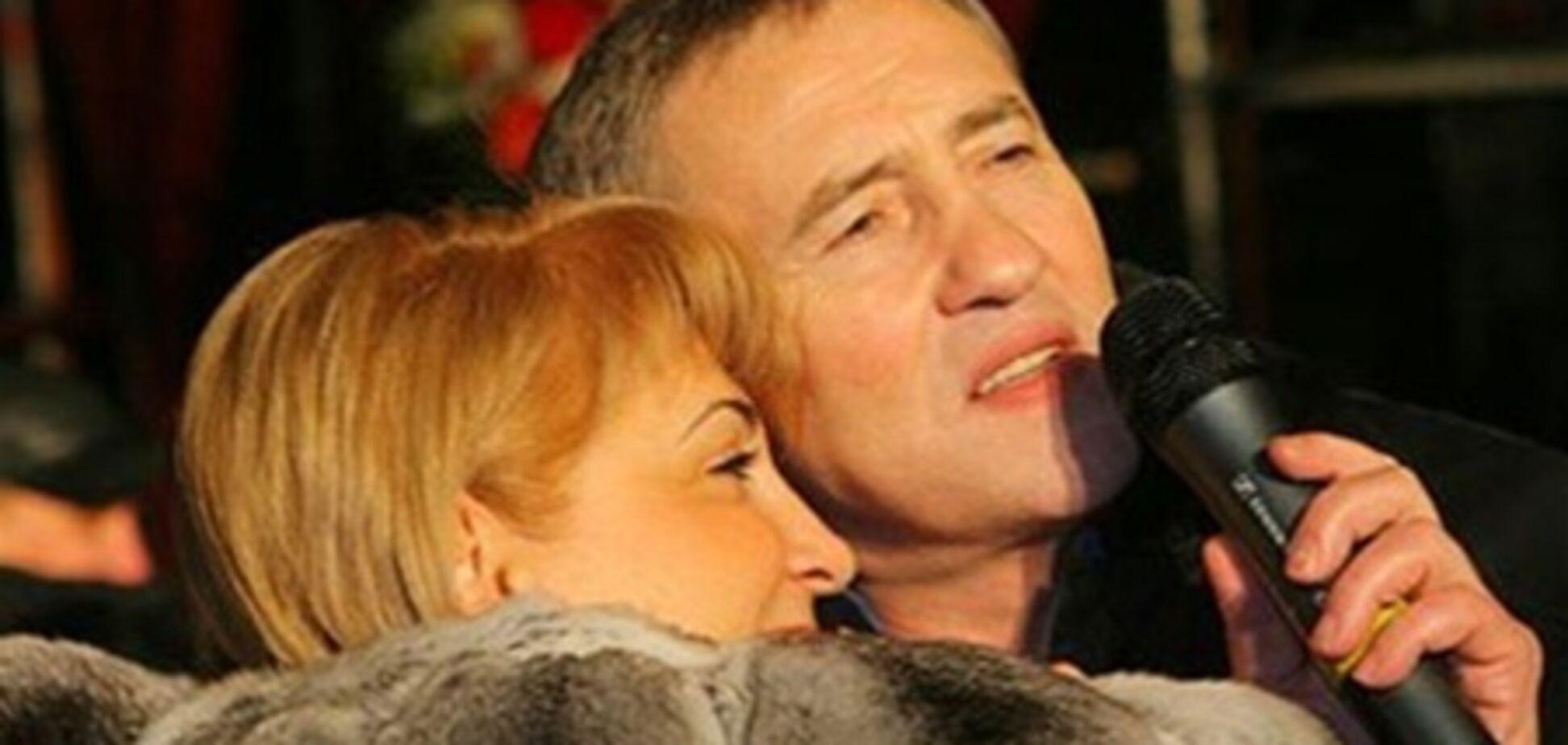 Суд отказался разорвать брачные узы Черновецких