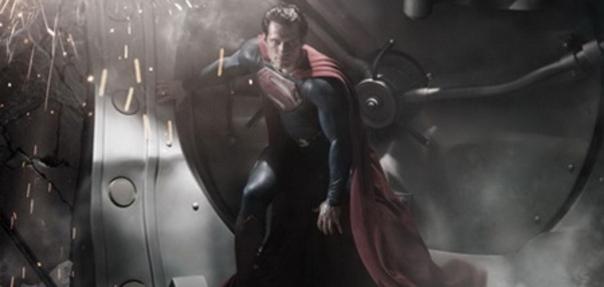 Появилось первое фото нового Супермена