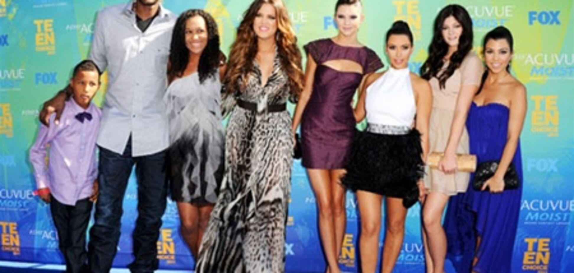 Звезды на Teen Choice Awards-2011