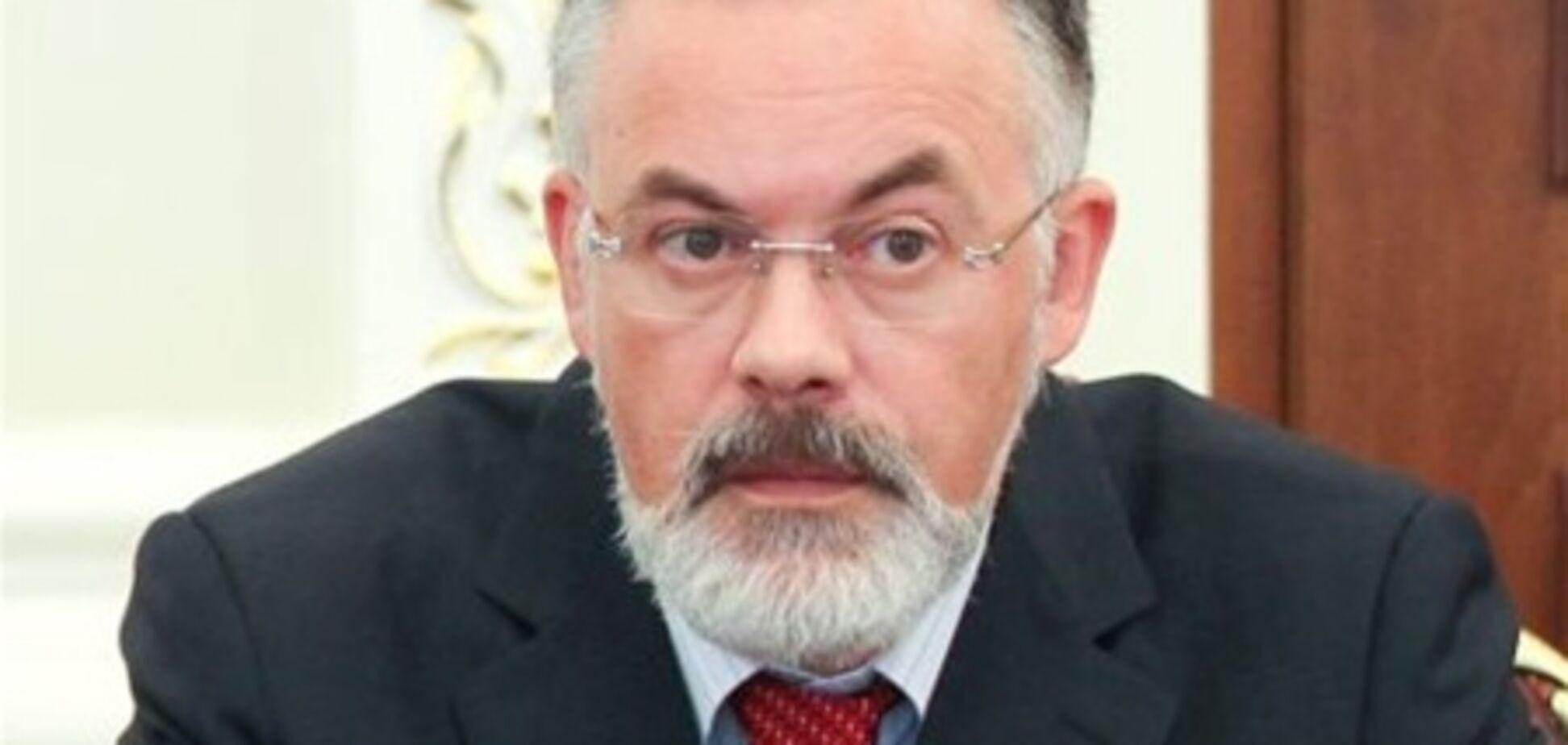 Ніколаєнко розповів, що заважає Табачнику гідно виконувати свою роботу