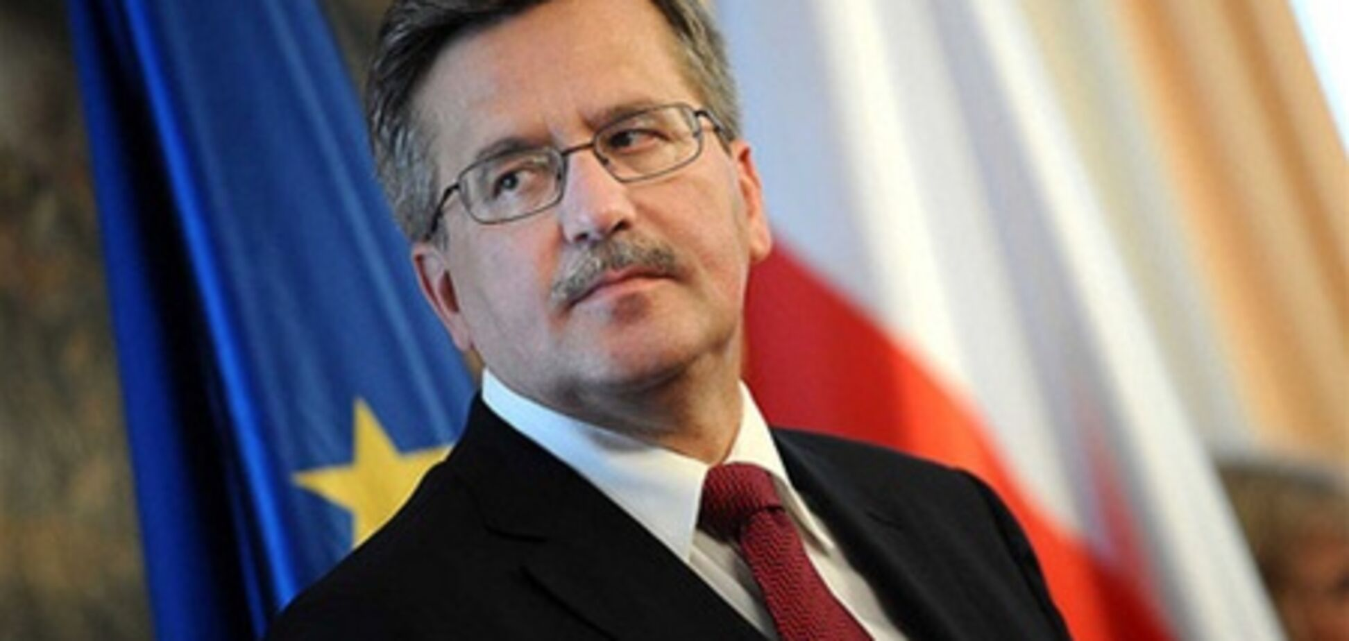 Президент Польши посмотрел на дело Тимошенко глазами Януковича