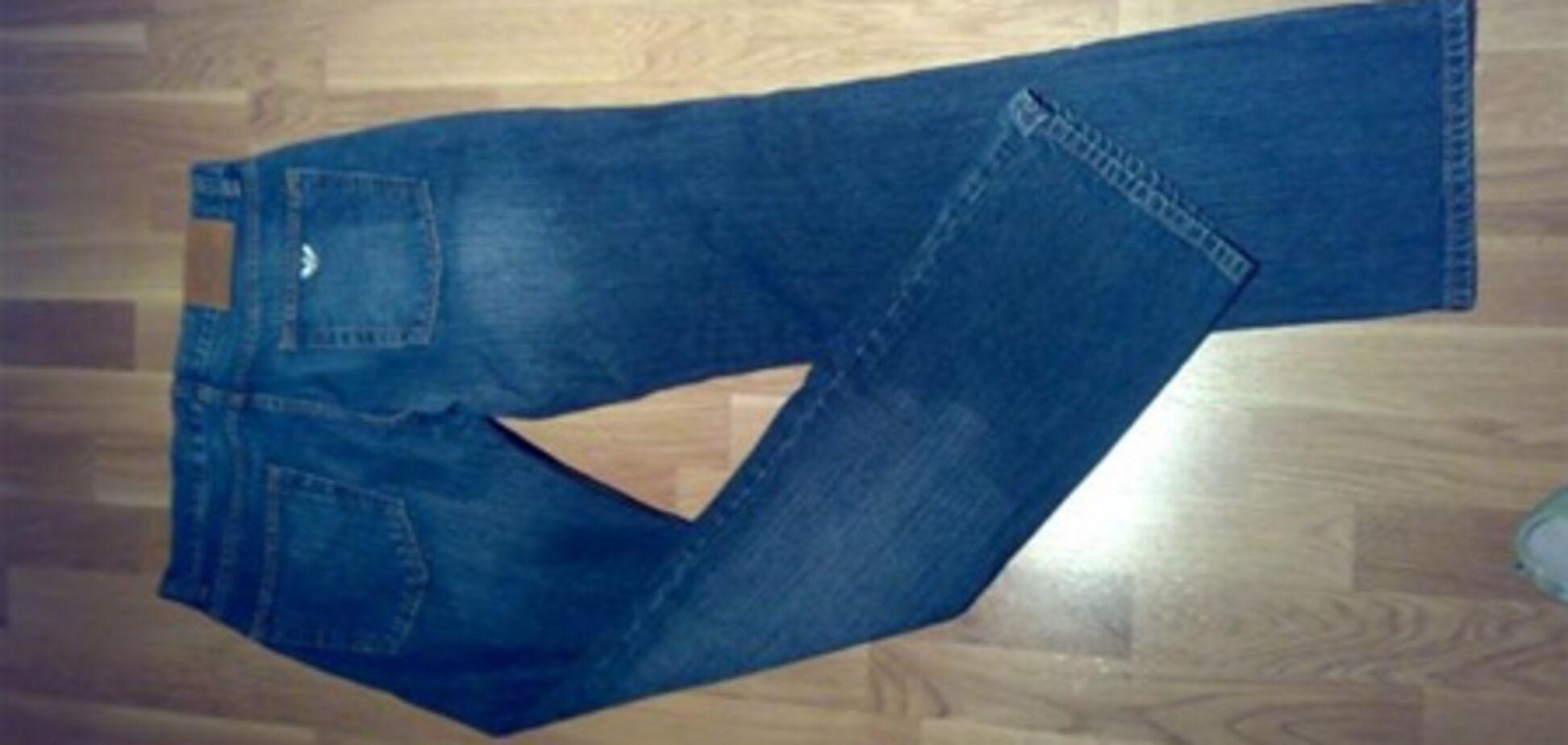 В Украине джинсы могут оказаться дефицитным товаром