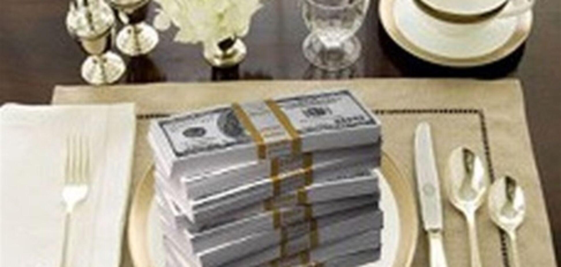Меню олигарха: Ахметов любит сашими, а Пинчук котлеты