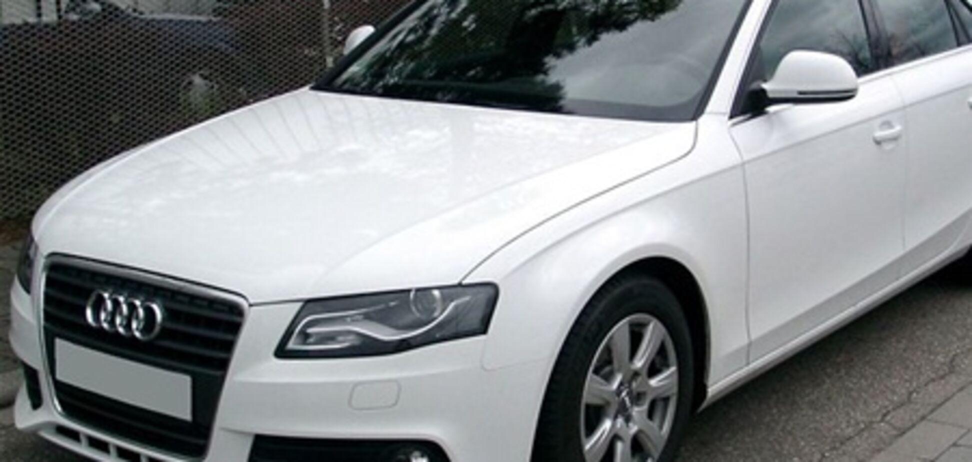 Китай начинает выпускать суперподделку Audi