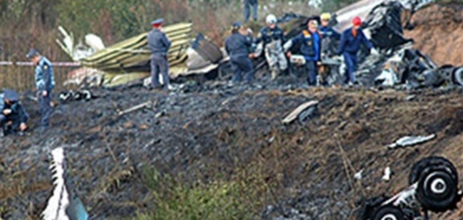 Пилоты разбившегося Як-42 могли выбрать неправильный режим работы двигателей