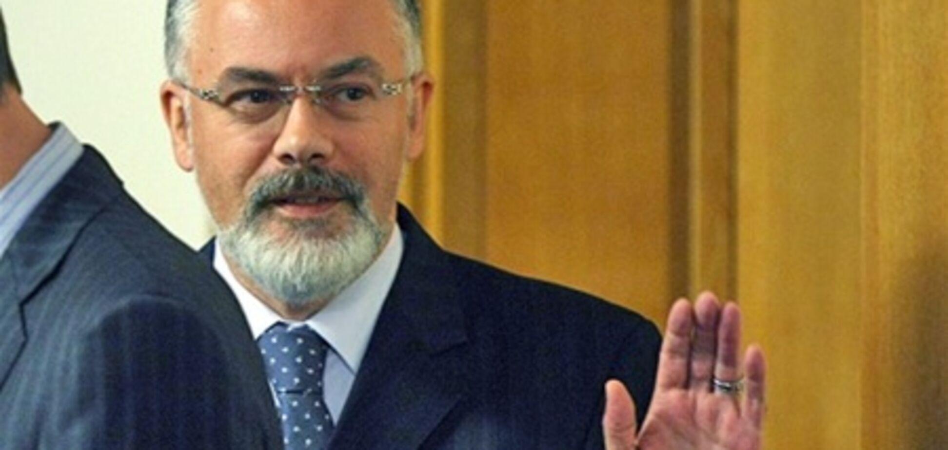 В ПР считают, что Табачник делает много полезного на посту министра