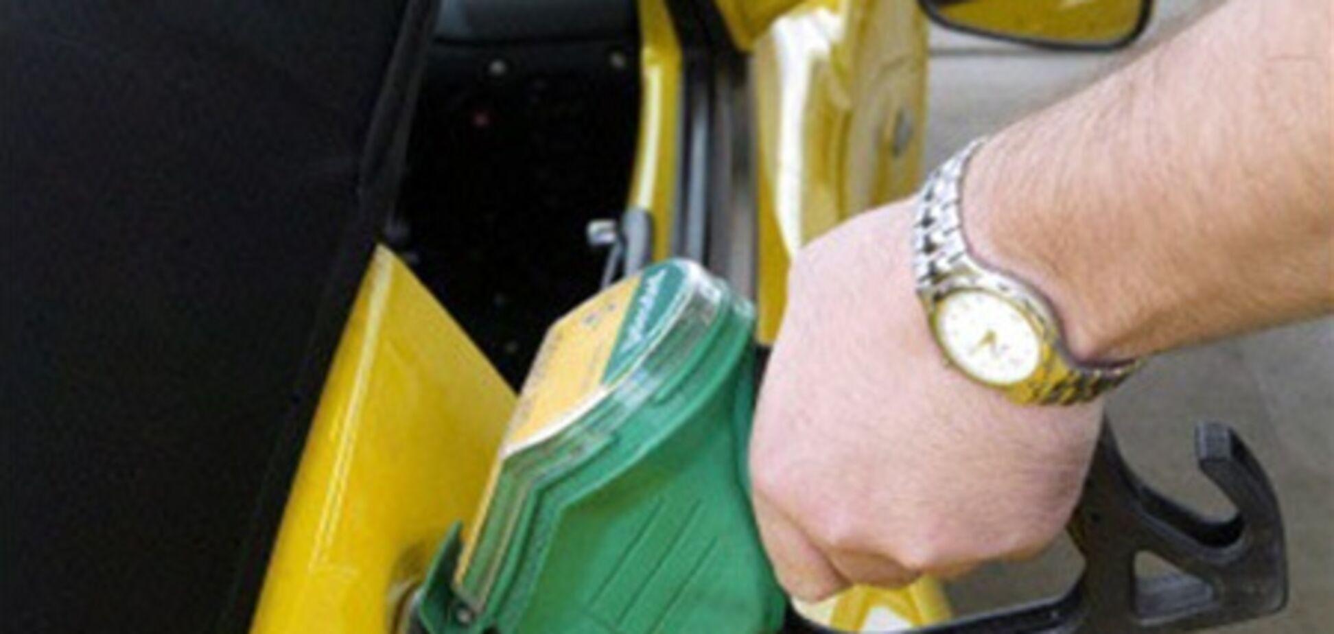 Цены на бензин останутся стабильными до конца сентября