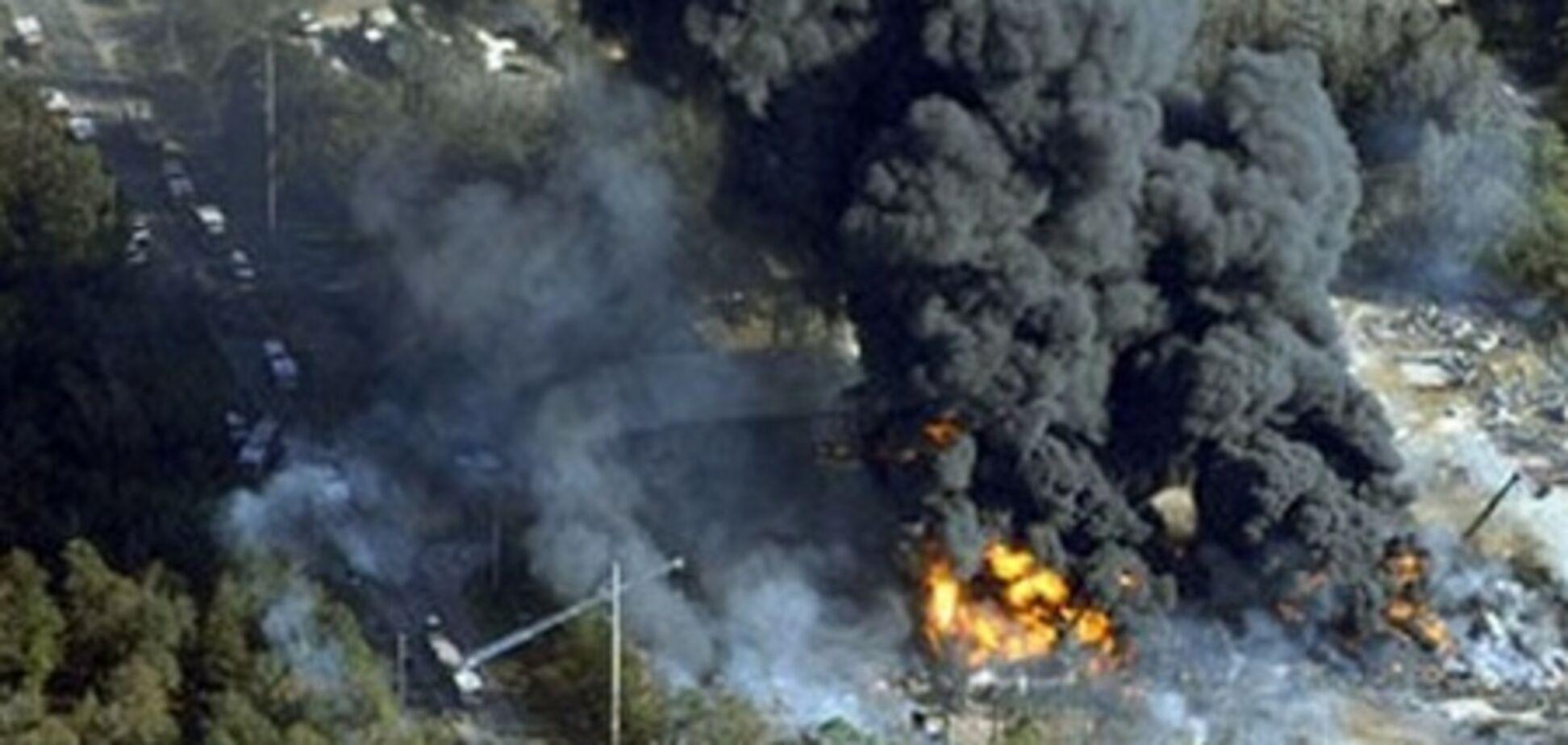 В Италии произошел взрыв на фабрике пиротехники
