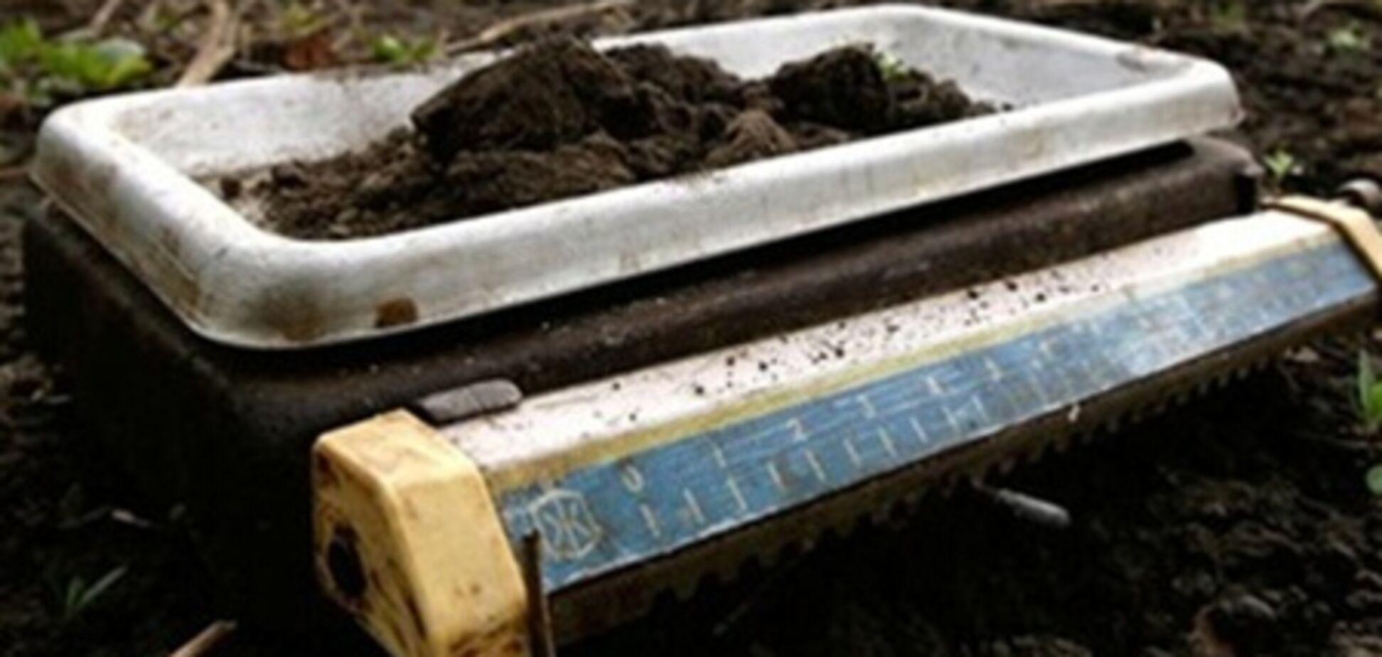 Украинцы не спешат получать госакты на землю