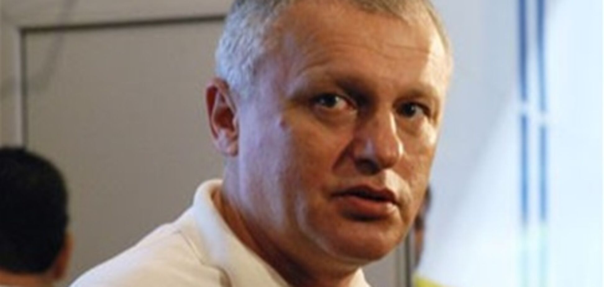 Суркис: 'Шовковский проанализирует ошибки'