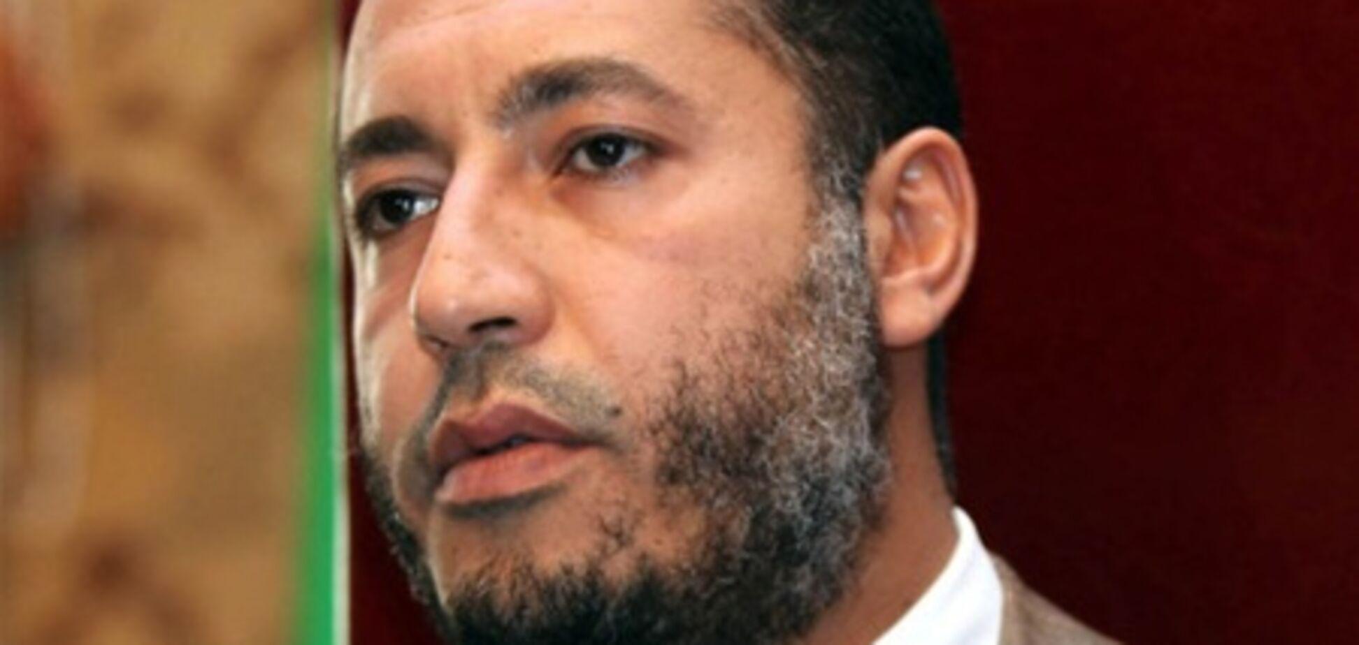 Нигер не будет арестовывать сына Каддафи, несмотря на требование США