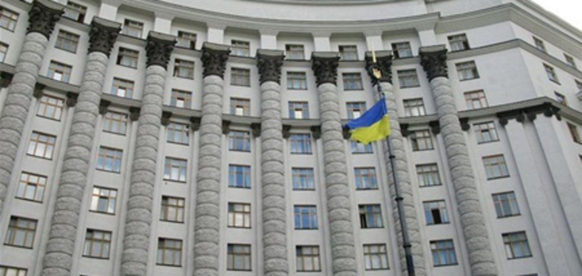 Кабмин займется проектом бюджета-2012