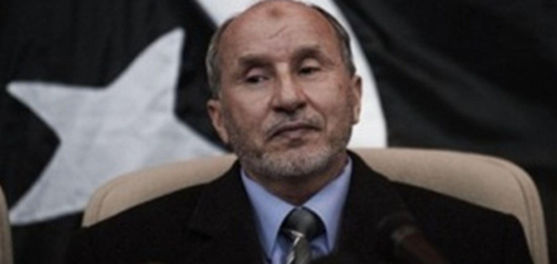 Лидер повстанцев пообещал ливийцам демократию по-мусульмански
