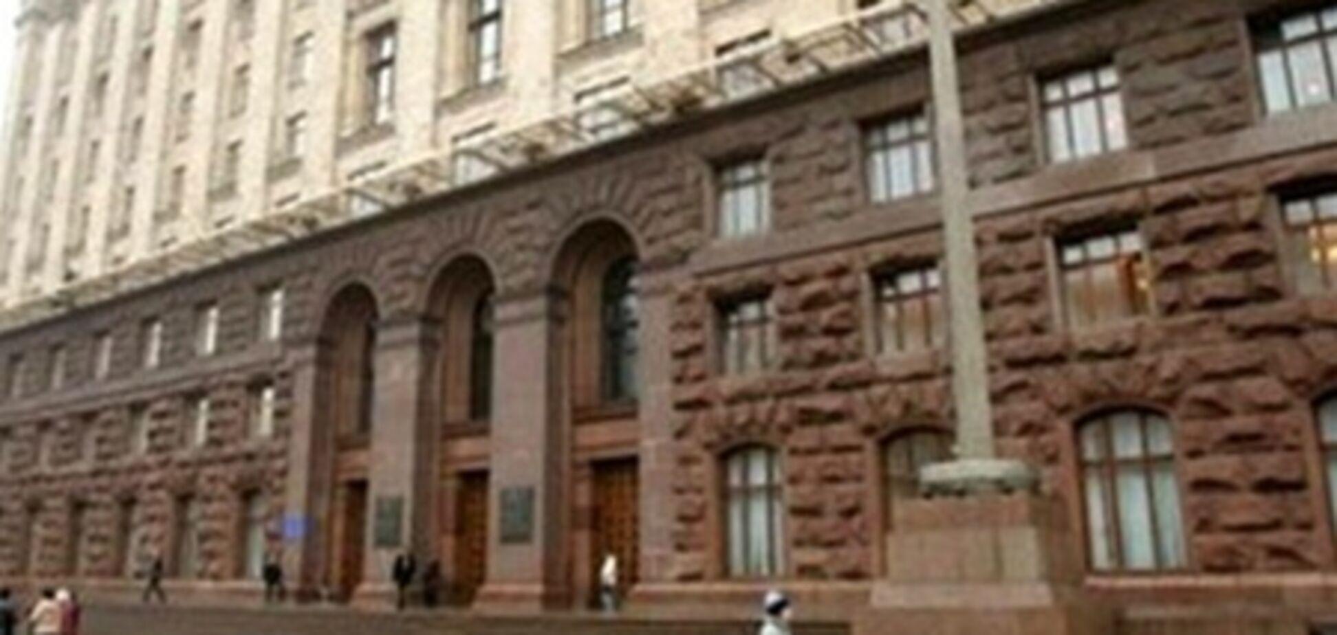 Киевсовет отказался поддерживать предпринимателей в МАФах