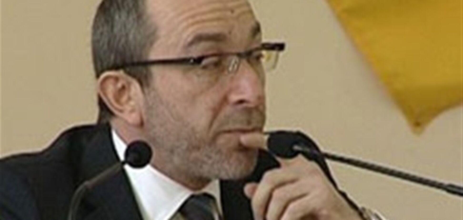 Харьковский телеканал пожаловался Януковичу на Кернеса