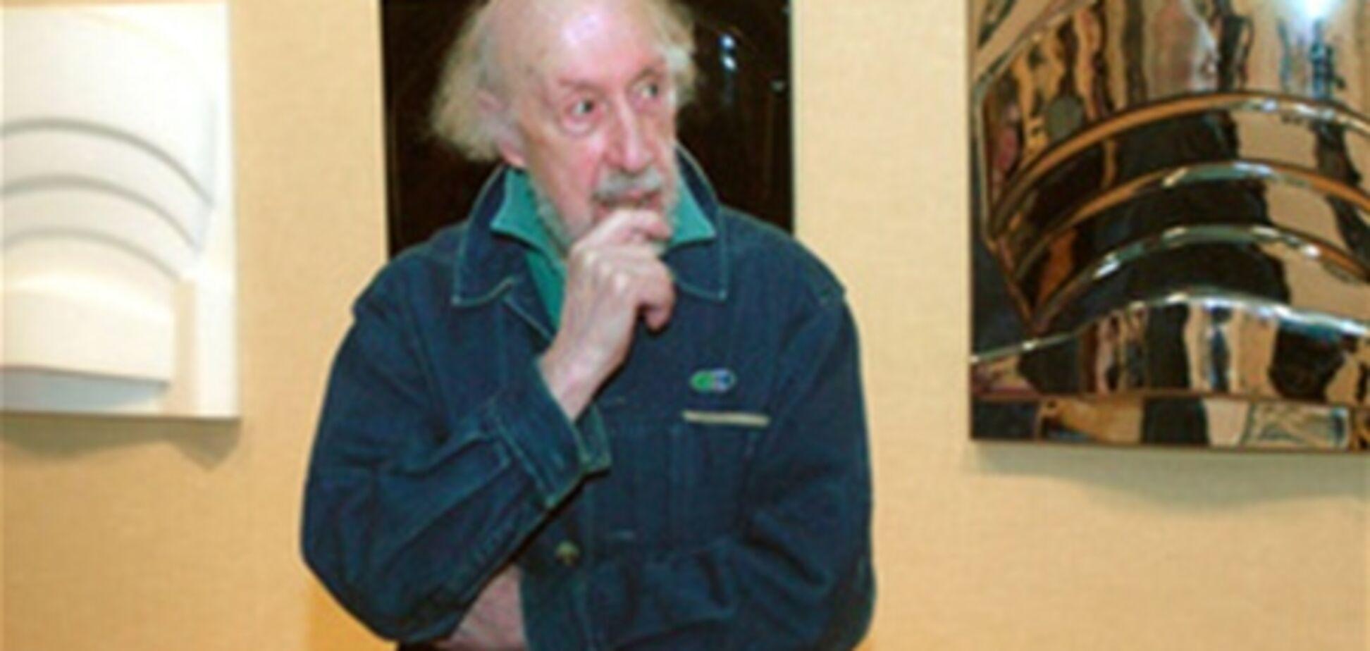 В Великобритании скончался 'отец поп-арта' Ричард Хэмильтон