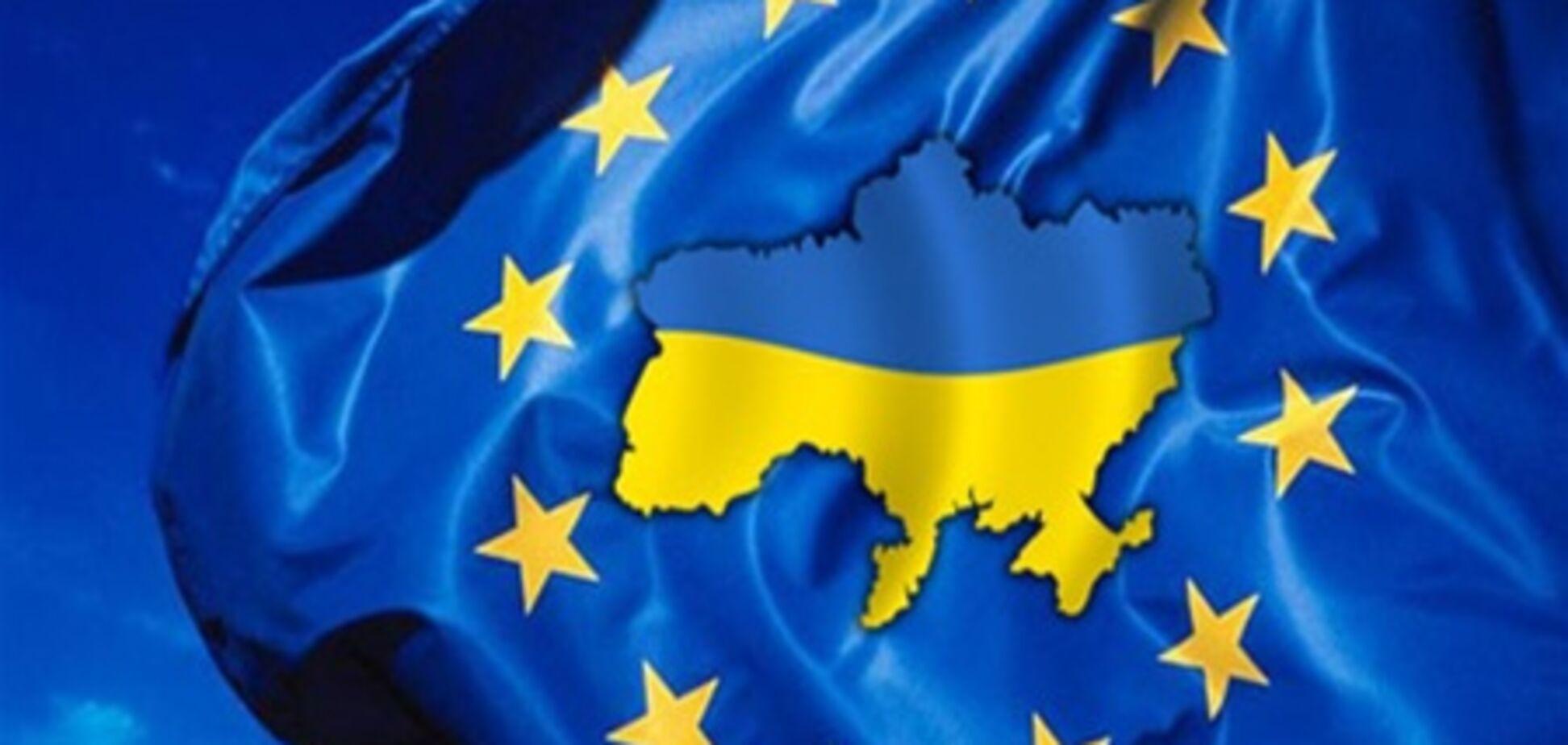 ЕС планирует подписать с Украиной Ассоциацию целиком