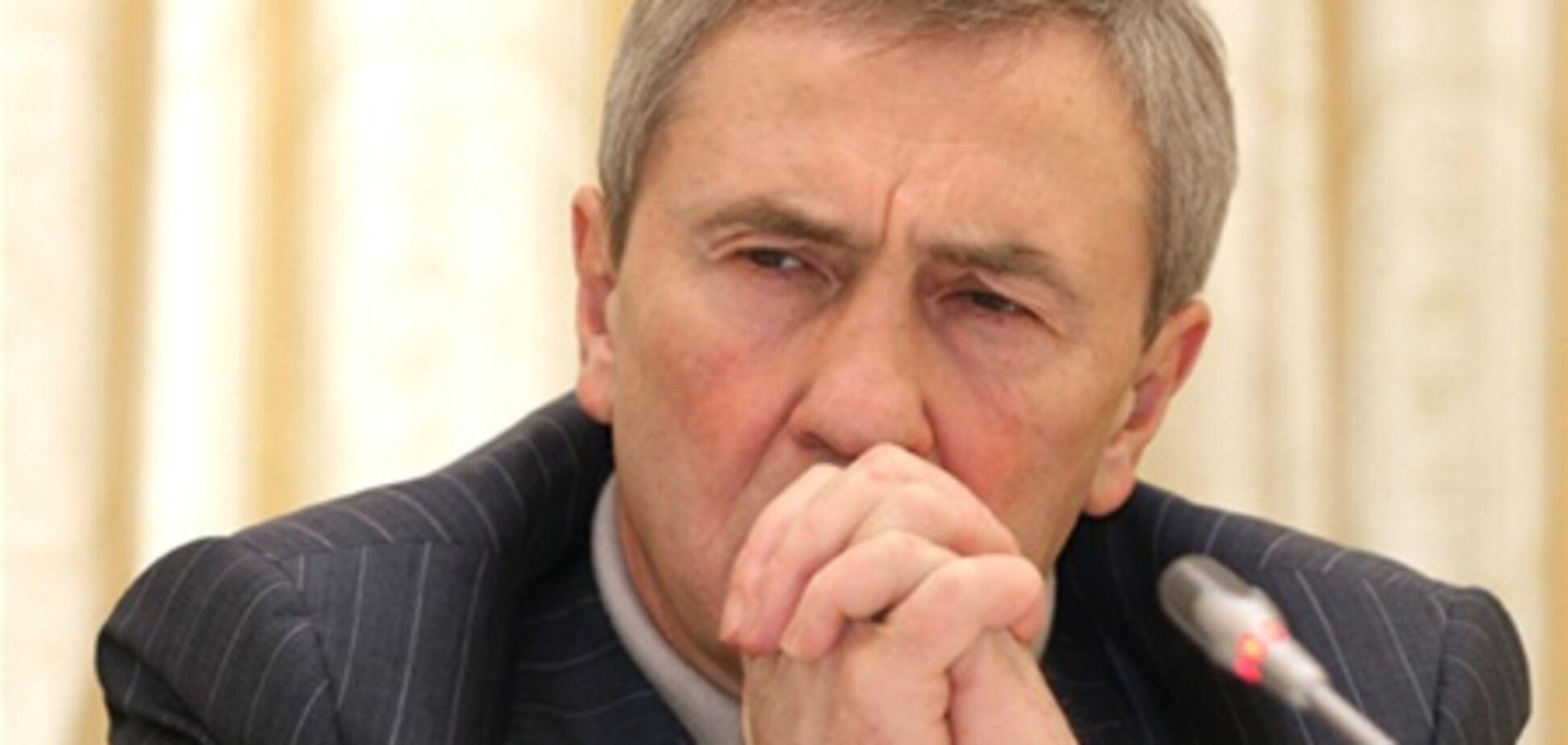 'Молодая команда' Черновецкого осталась без земли