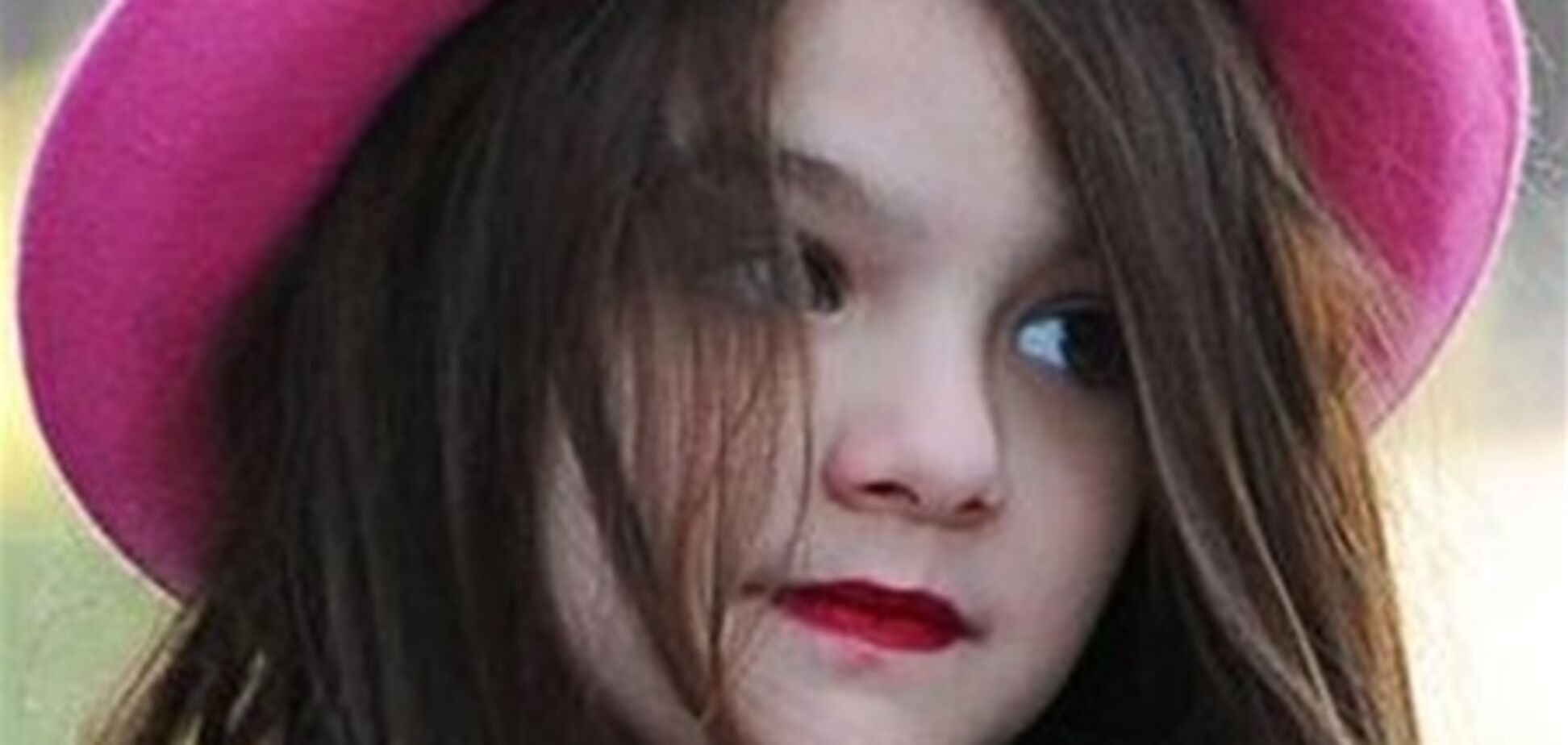 Устрашающий макияж Сури Круз