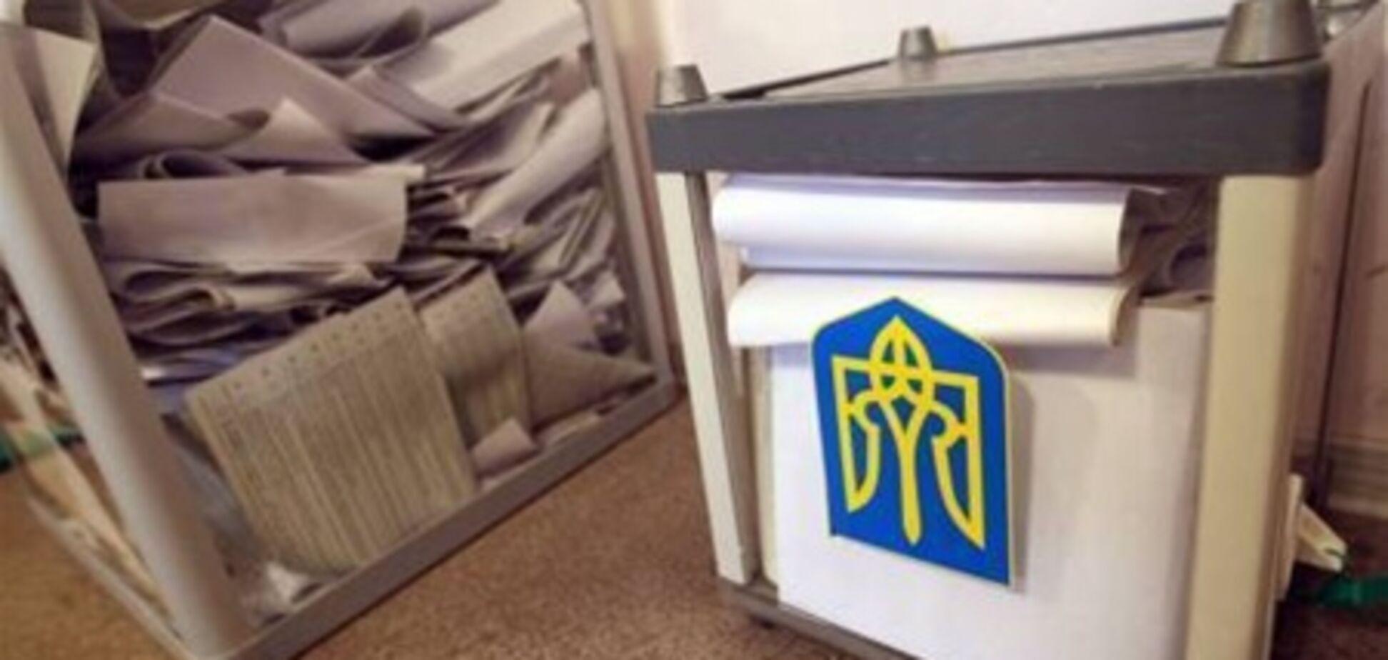 Вибори-2012 коштуватимуть Україні мінімум 800 млн гривень