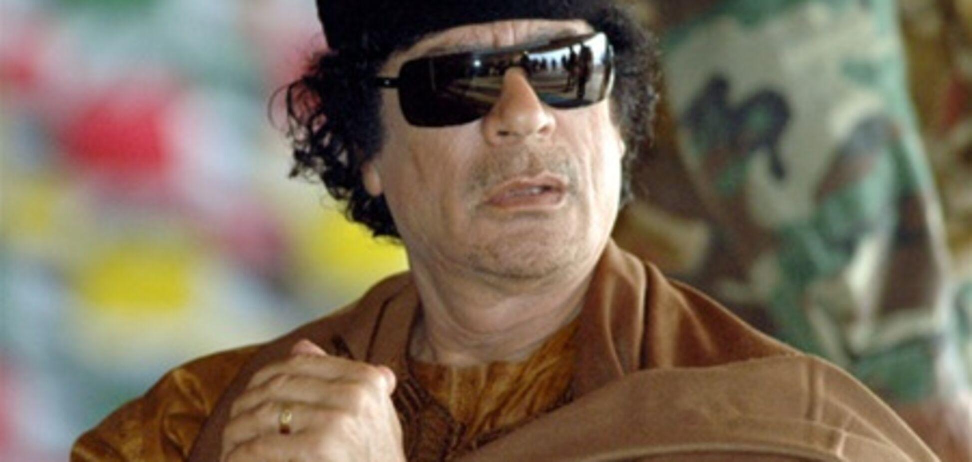 Каддафи вновь призвал ливийцев к борьбе против колонизаторов