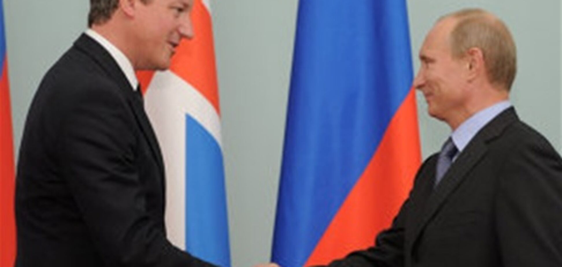 The Guardian: для Путина Кэмерон – полезный дурак