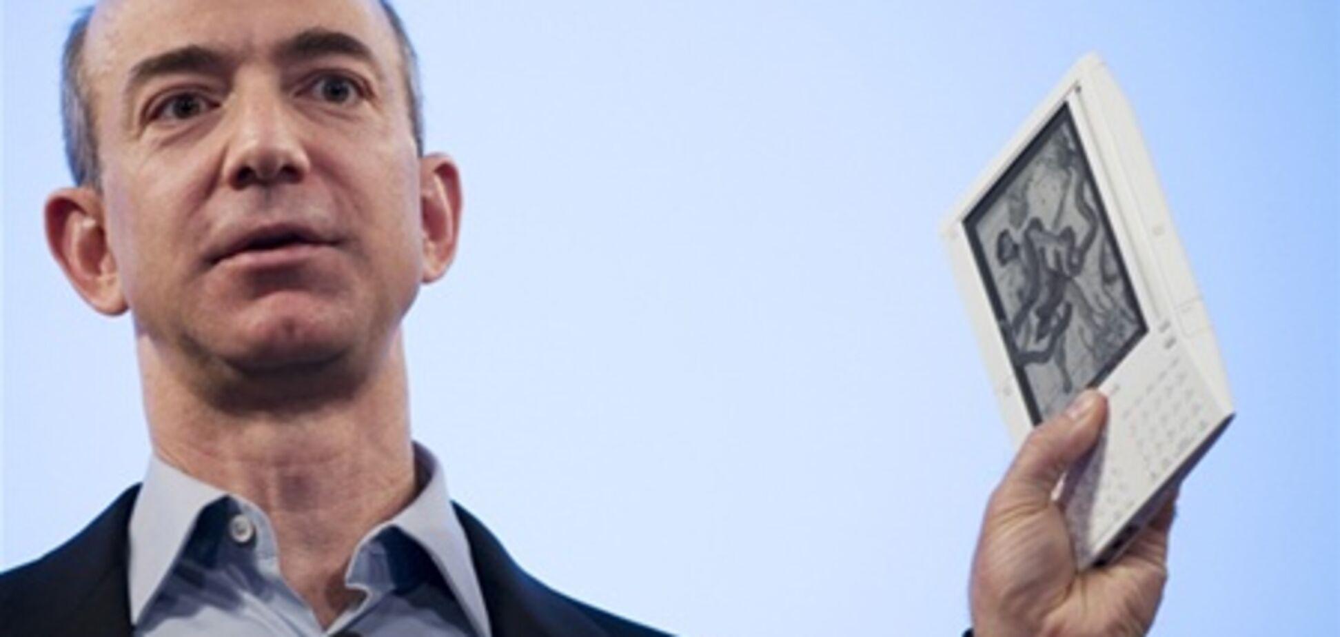 Amazon намерен открыть крупнейшую в мире онлайн библиотеку