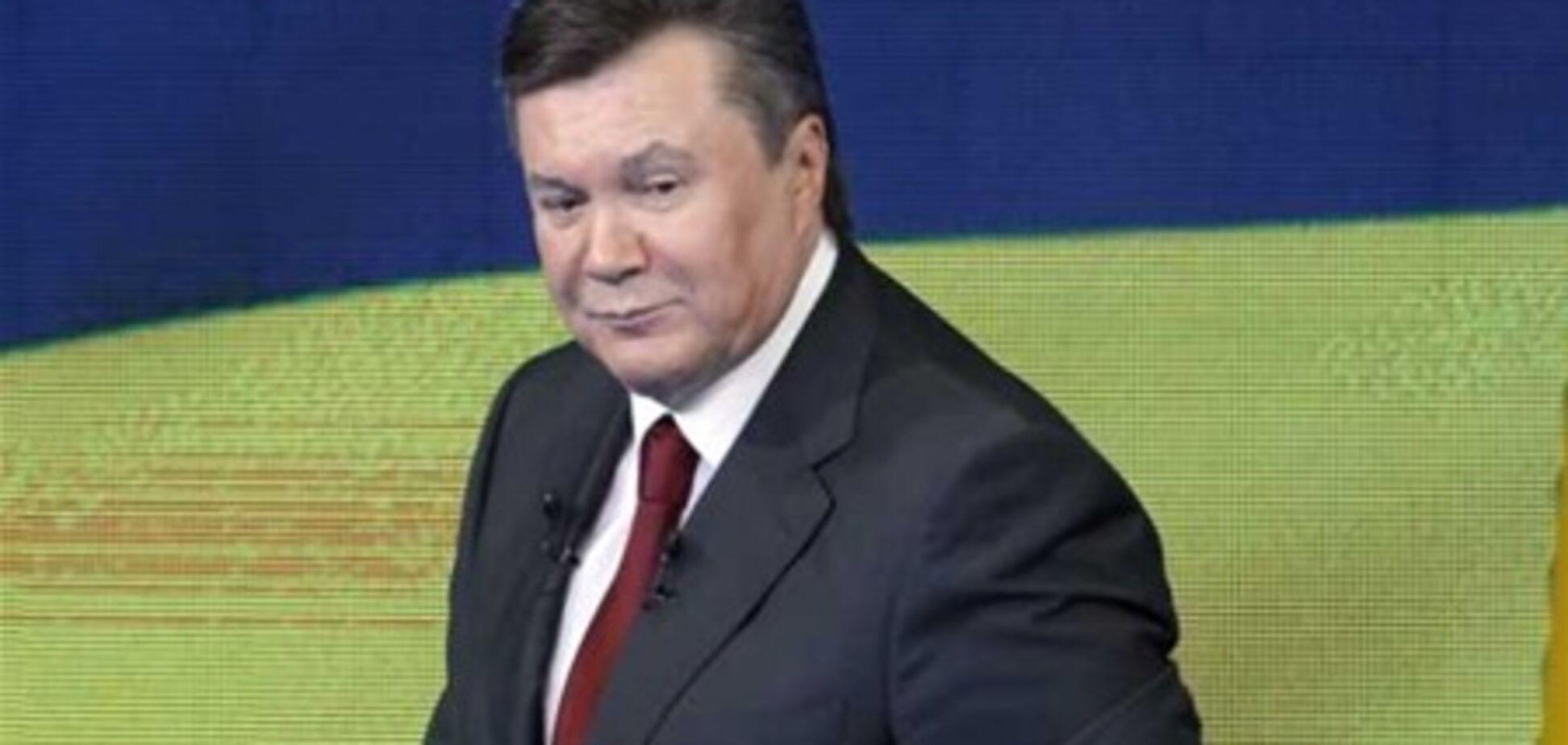 Янукович домовився про дешевий туркменський газ