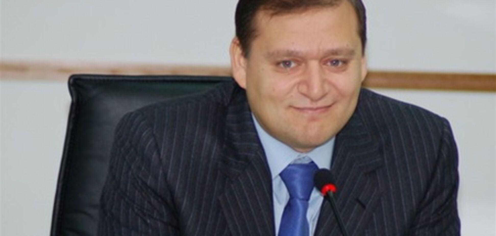 Харків. Добкін переконаний, що Кернес – найулюбленіший політик харків'ян