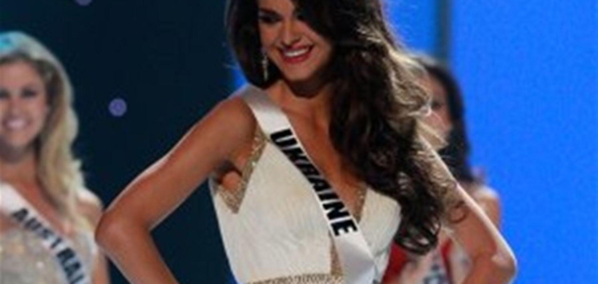 Українка відзначилася у конкурсі 'Міс Всесвіт-2011'