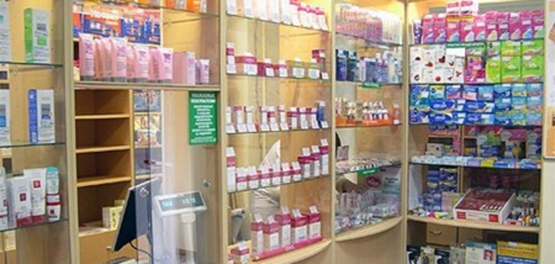 В Киеве откроют коммунальные аптеки