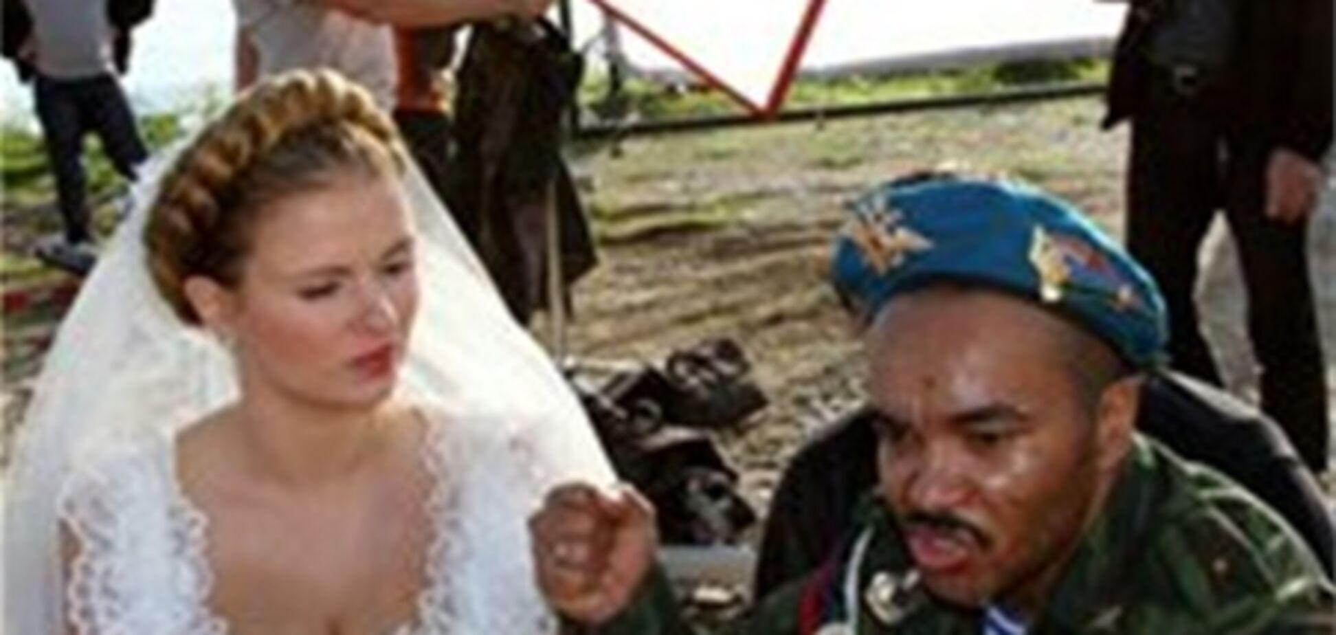 Семенович вышла замуж за афро-американца