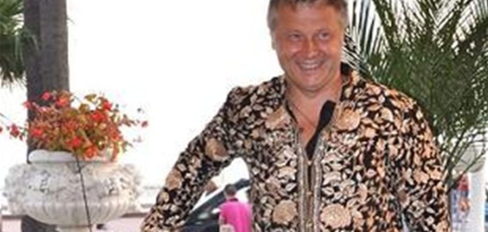 Російського тенора Михайла Котлярова пограбували в Каннах