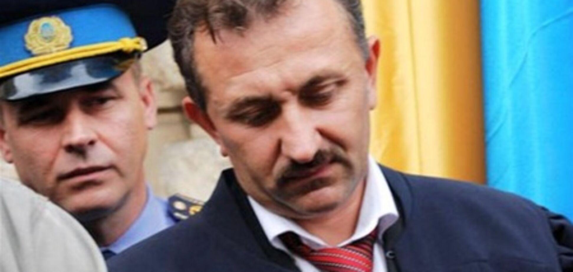 Суддя-колядник Зварич намагався вчинити самогубство