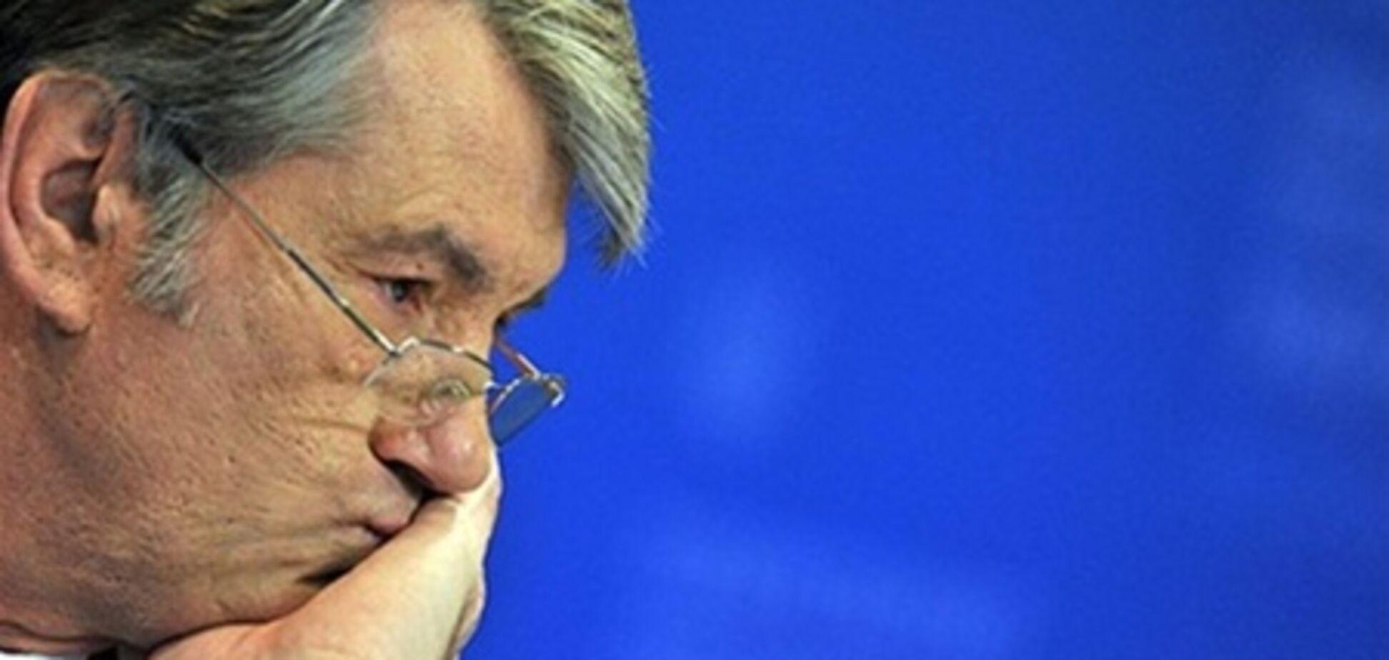 Ющенко хоче отримати американське громадянство і виїхати в США?