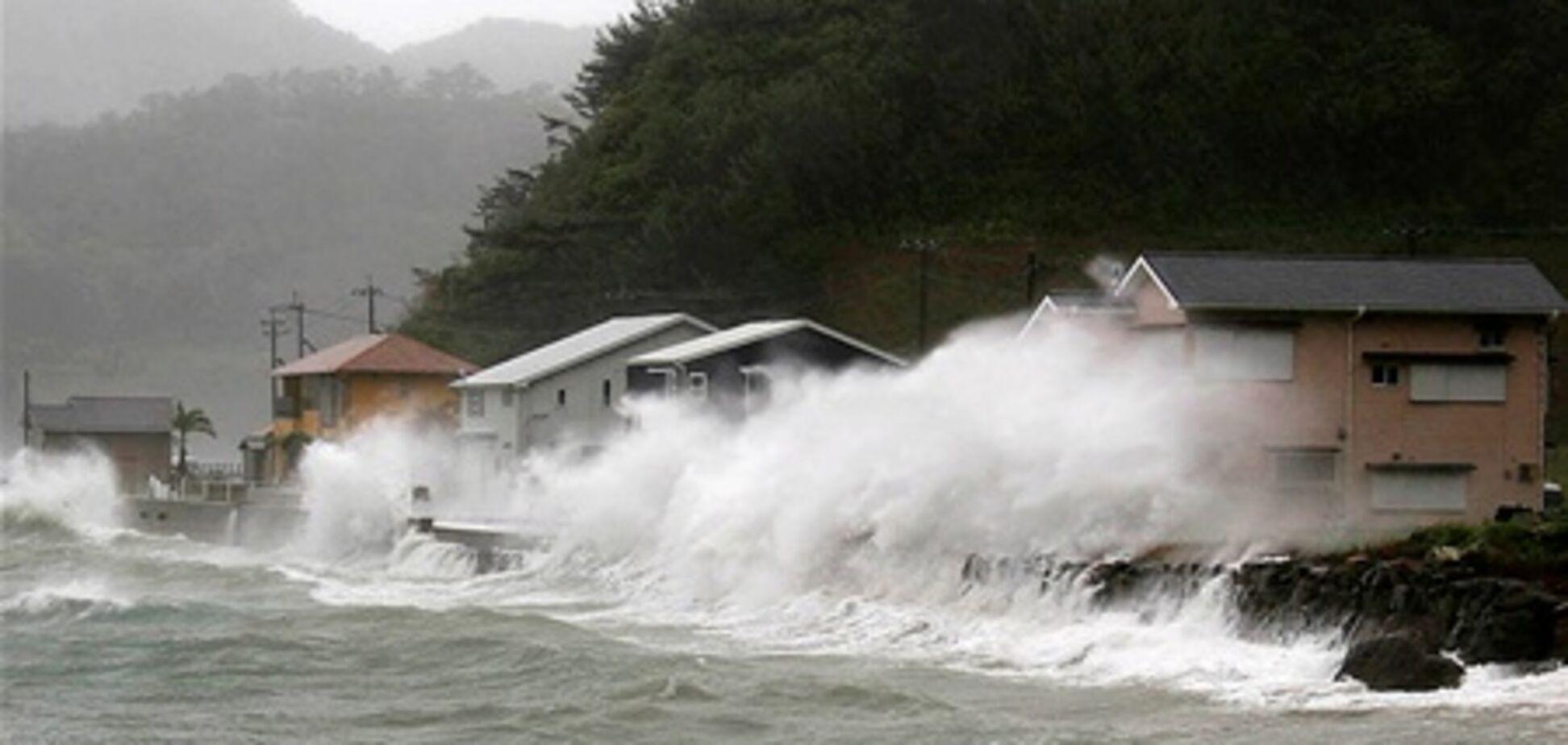 Мільйон японців готують до евакуації через тайфун