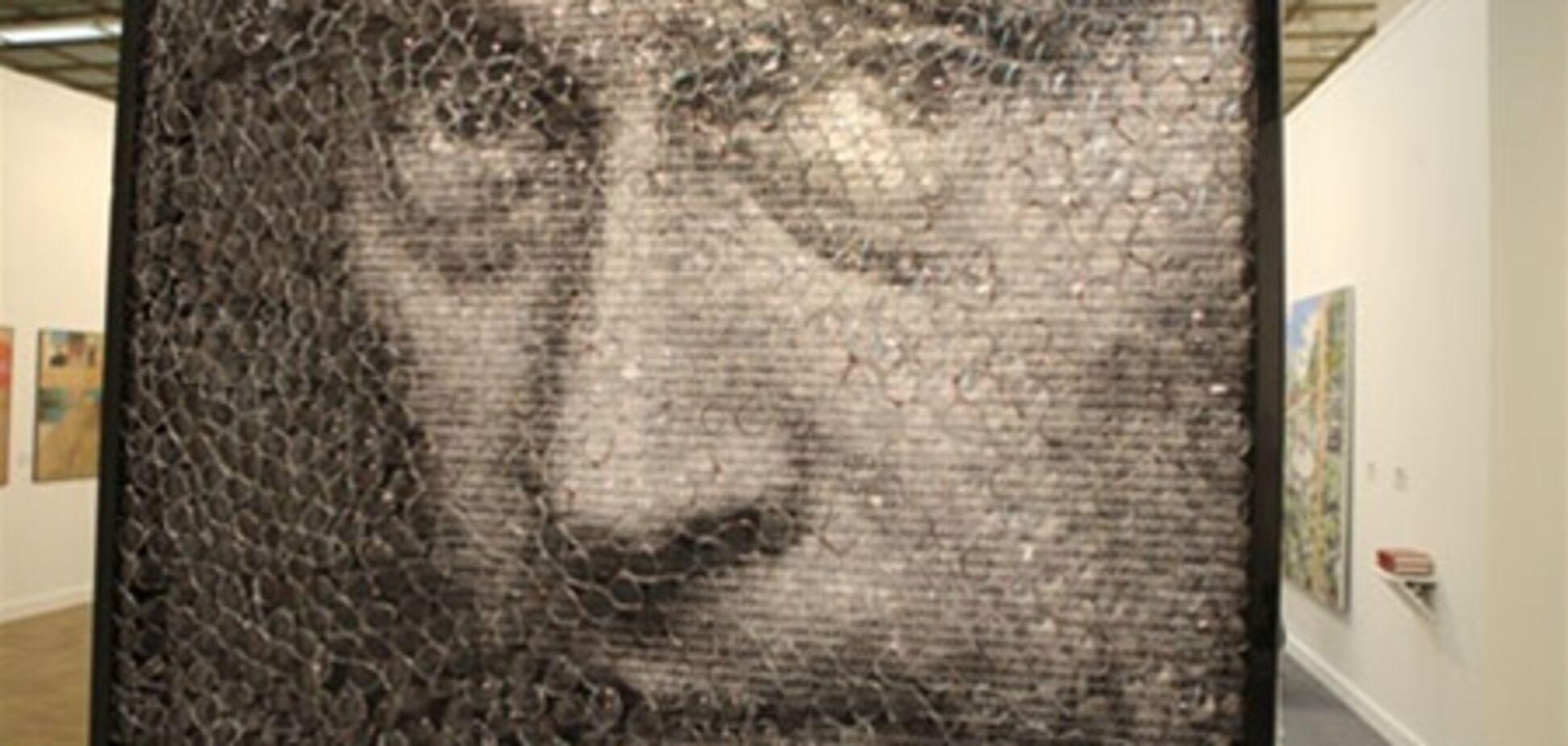 На Арт-Москві американський художник розгадав загадку Путіна
