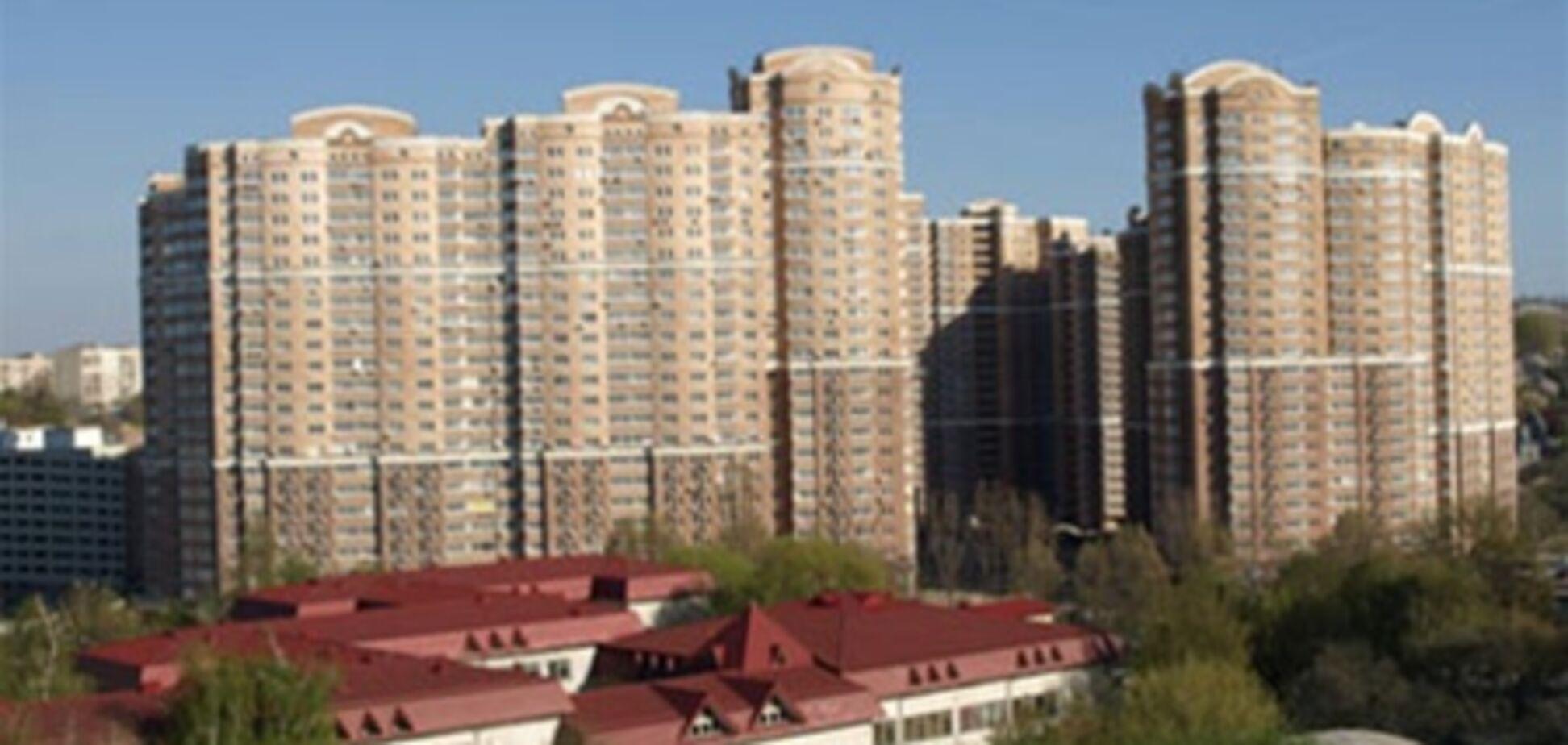 Киевлян земля интересует больше, чем квартиры