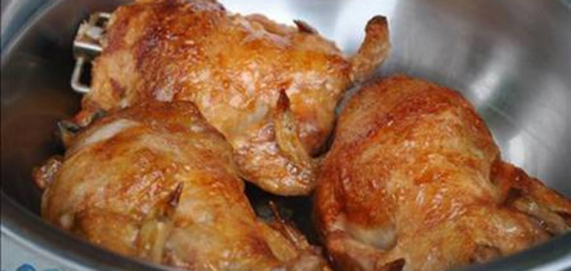 Цыпленок по-шаньдунски