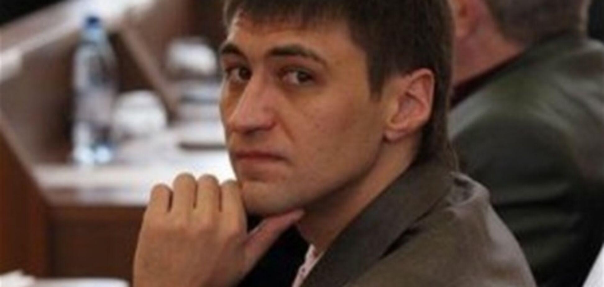 Росія видала Україні дебошира Ландика