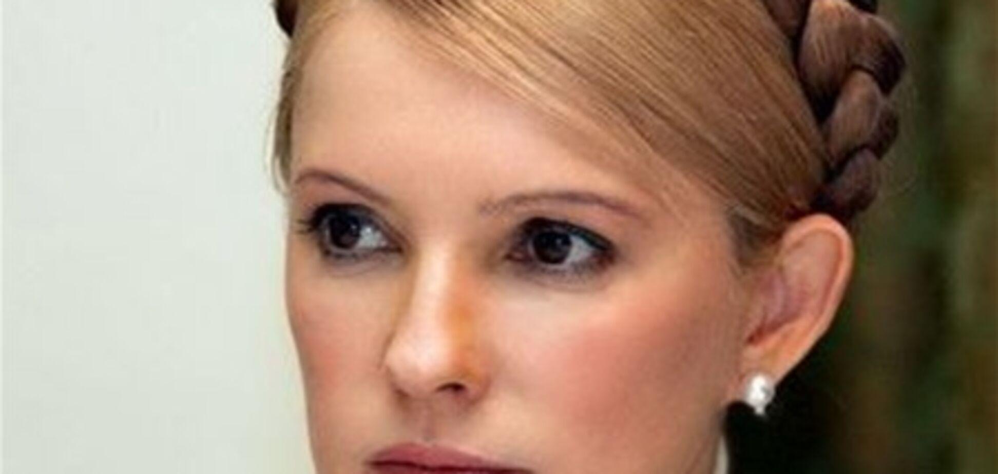 Тимошенко переживает, что не попрощается с Полохало