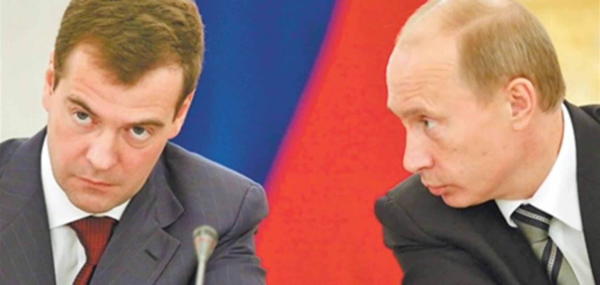 Путин пообещал Медведеву должность премьер-министра