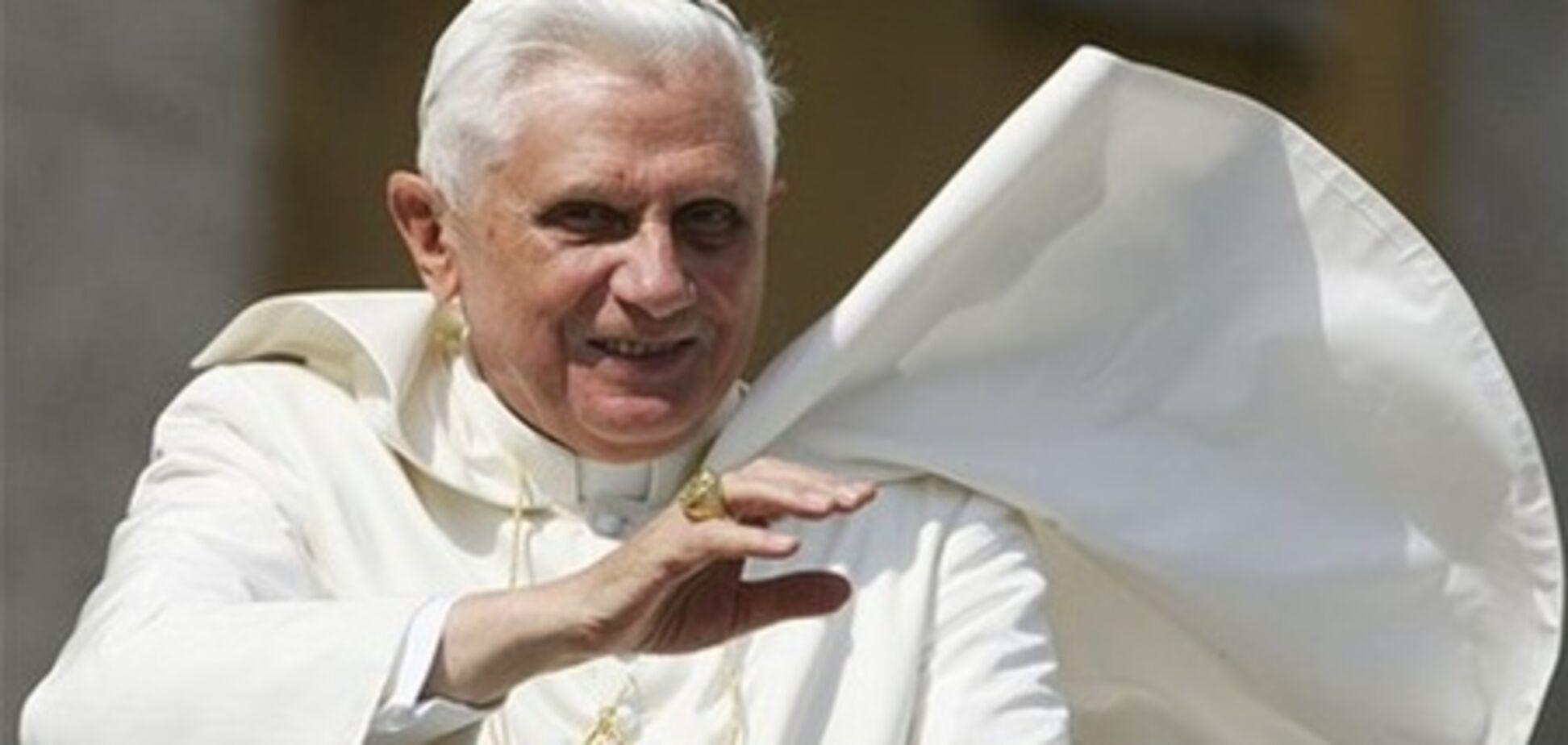 Папа римський зустрівся з жертвами сексуального насильства з боку духовенства