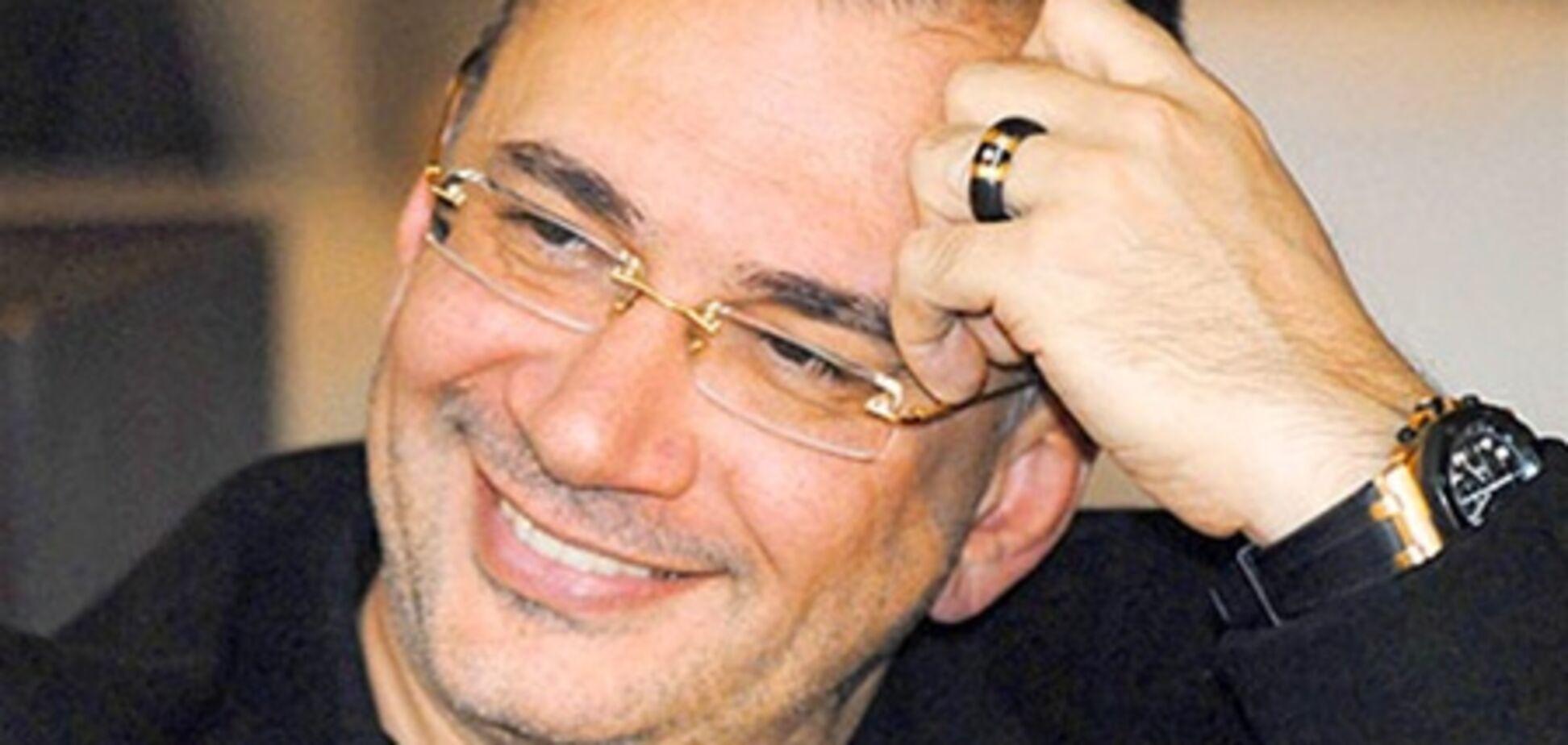 Меладзе редко улыбается и сомневается в своей одаренности