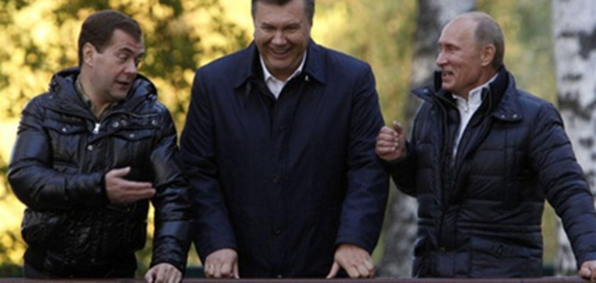 Росія відмовилася від ідеї затягнути Україну в Митний союз