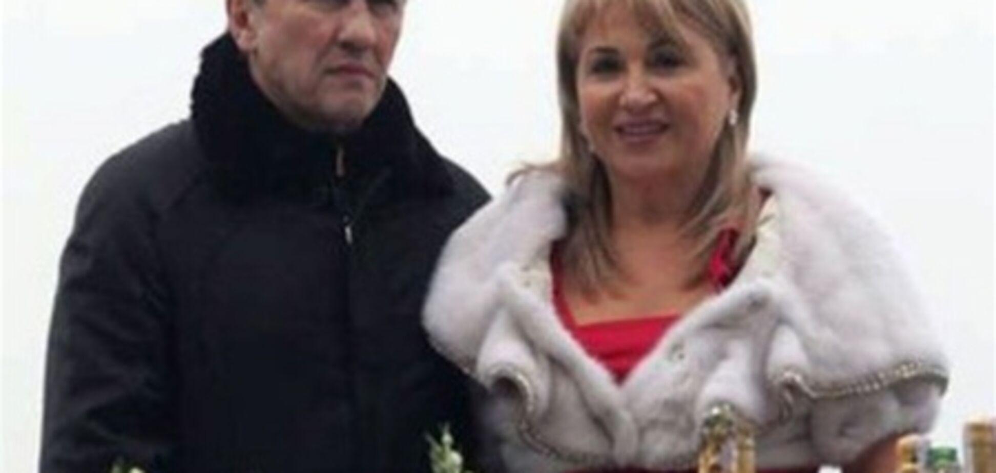 Жена Черновецкого рассказала, как поделит имущество