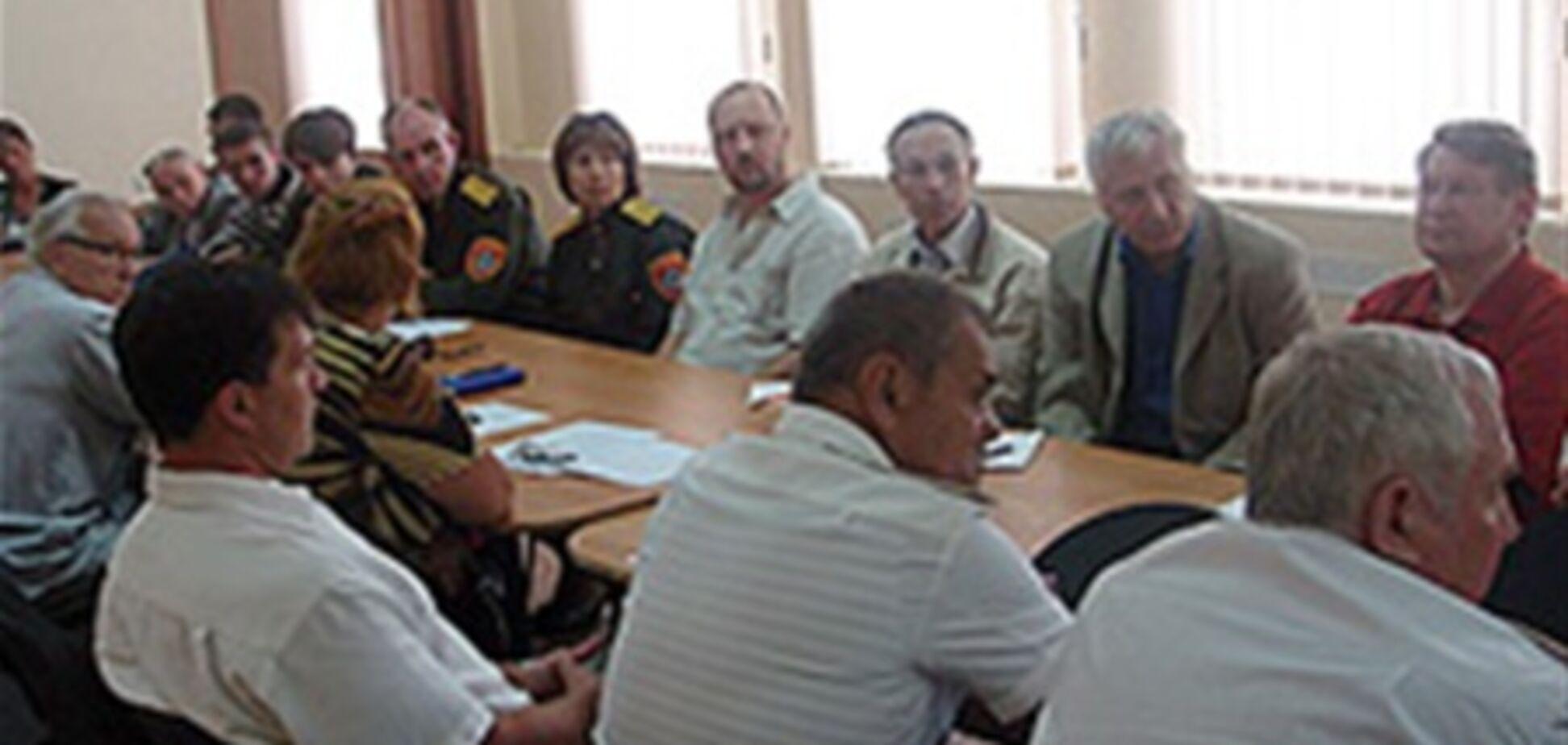 Проросійські організації України створили Руську Думу Криму
